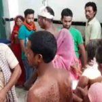 तेजाब से हमला: दो गुटों के बीच भिड़ंत में तेजाब से हमला, महिला सहित 13 झुलसे
