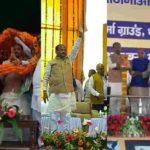 CM ने 88 सौ करोड़ के विकास योजनाओं की बौछार की, बिजली के क्षेत्र में बड़ी उपलब्धि