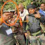 पलामू: कांग्रेस प्रत्याशी ने हथियार चमकाया, भाजपा समर्थकों ने मीलों खदेड़ा (देखें वीडियो)