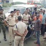 थम नहीं रहा लूट की घटना : केंदुआ में बाइक सवार ने बुजुर्ग दम्पति से दो लाख रु लूटा